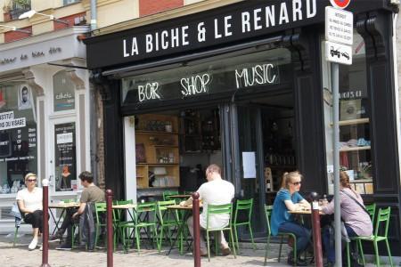 La Biche et le Renard
